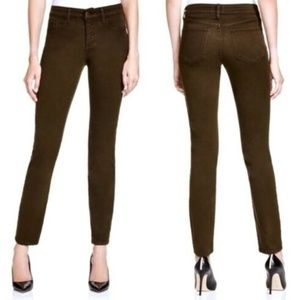 NYDJ Janice Brown Super Stretch Skinny Leggings